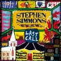Simmons, Stephen - Last Call