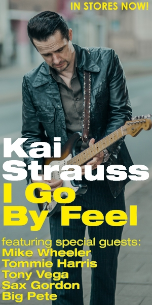 Kai Strauss I Go By Feel